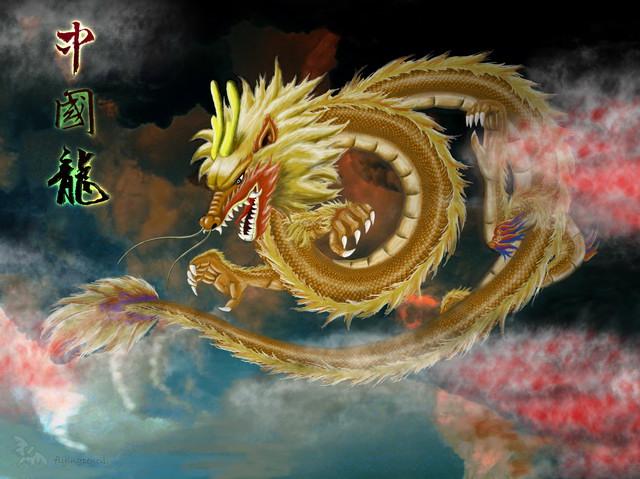 铅笔画龙图片大全-中国龙 创作过程 绘画技法共享 搜狐原创漫画
