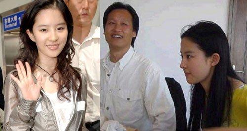 刘刘亦菲怀孕了?肚子凸起