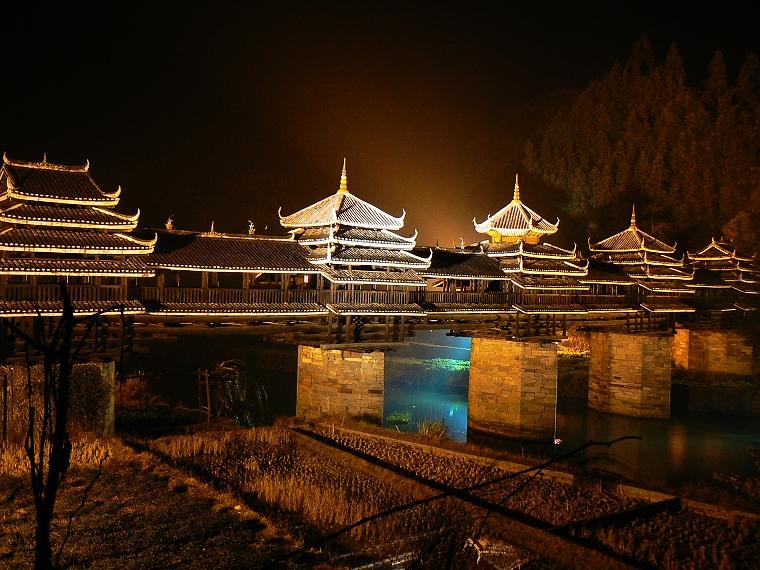 程阳风雨桥