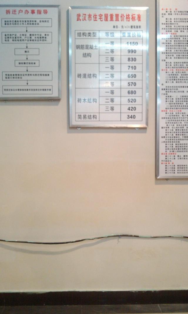 武汉东湖高新区关山村违法拆迁
