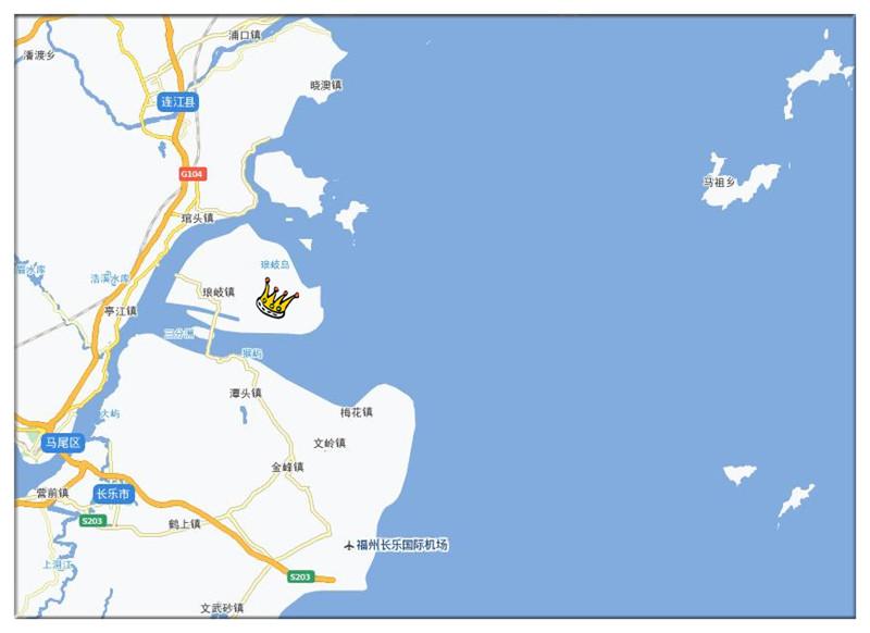 """手机""""漫游到台湾""""——福州琅岐岛"""