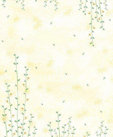 唯美的绿色信纸背景 高清唯美信纸背景 20121015111925 简洁可爱的