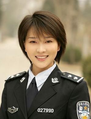 叶匡政:要让警花成为警察的偶像 - 叶匡政 - 职业日志