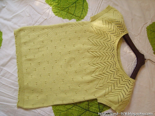 一般毛衣领子直接从领口挑针来织