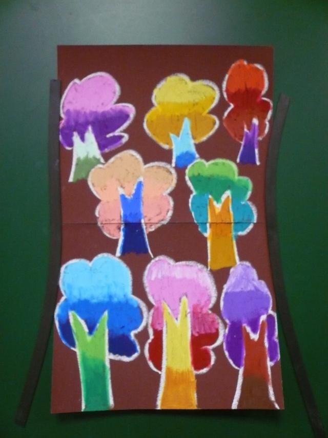 090730儿童美术11--渐变色练习
