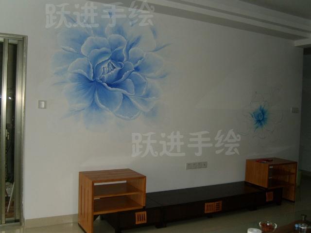 跃进手绘墙画服务
