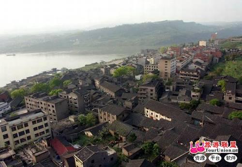 (图片141) 重庆市石柱县西沱镇.