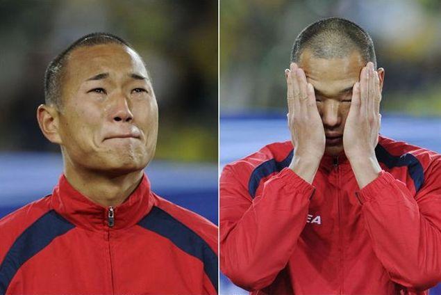 朝鲜足球唤回我们失去的......