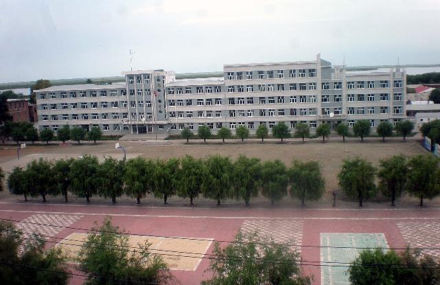 在富锦市第三中学建校五十周年庆典