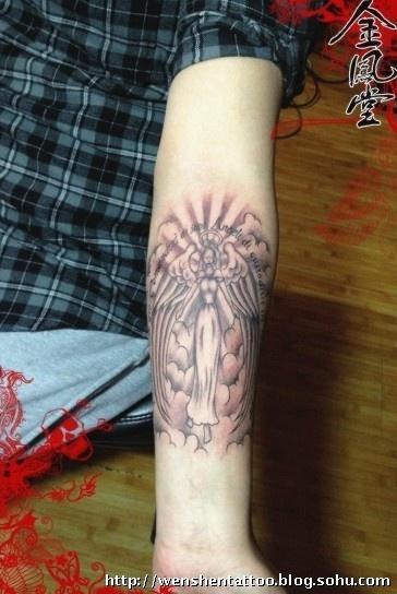 图腾纹身 刺青纹身字母 手腕纹身 蝎子纹身 哥特纹身
