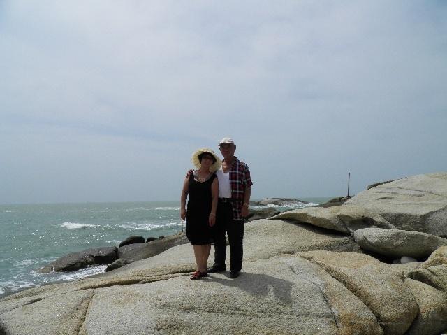 拥抱大海-3.南海观世音旅游景点