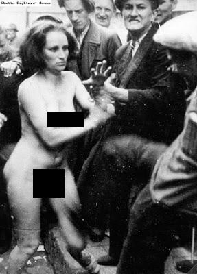 二战惨遭纳粹蹂躏的犹太女人 超级口水帖 财经博客 中金在线