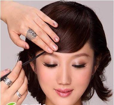 新娘发型 唯美新娘发型步骤教程-古摄影全球华人摄影