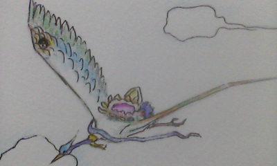 【稿件·手绘】铅笔下的坐骑