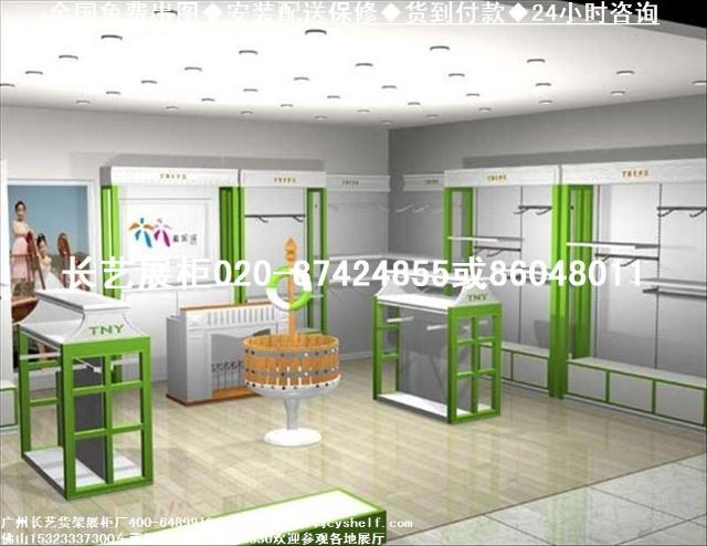 ███最新童装店装修欧式童装店装修商场童装店装修效果图███