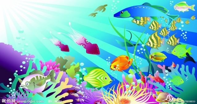 海底世界-给爱童年-搜狐博客